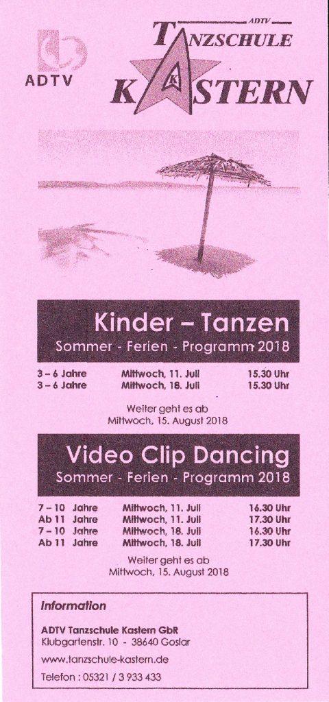 Aktuelle Veranstaltungen in Goslar